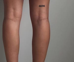 adore, inspiration, and Tattoos image