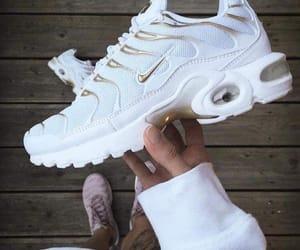 fashion, nike, and shoe image