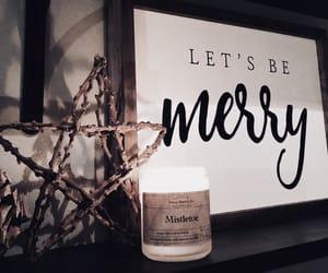 candlelight, christmas, and decoration image
