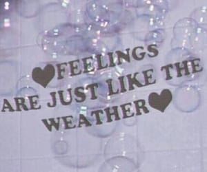 aesthetic, bubbles, and feelings image
