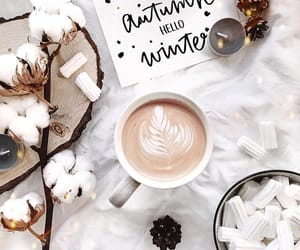 coffee, winter, and cute image