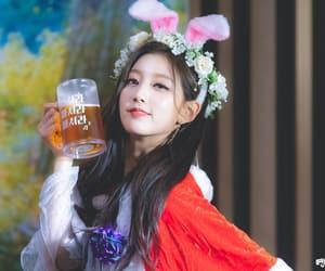 beer, girl group, and maknae image