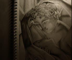 aesthetic, eros, and gods image