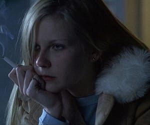Kirsten Dunst, cigarette, and the virgin suicides image
