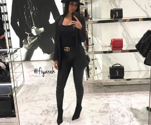 boots high heels, goal goals life, and gucci belt black image