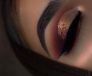 Glittery eyeshadow ✨