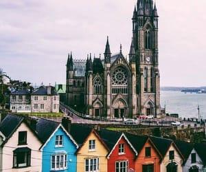 city, Cobh, and ireland image