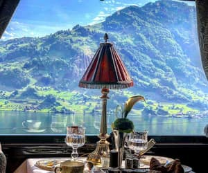luxury, travel, and view image