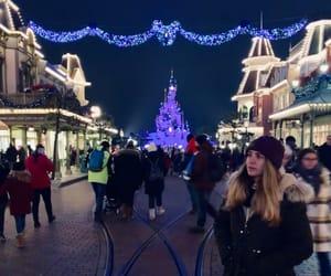 christmas, disney, and magic image
