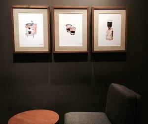 cafe, taiwan, and coffee image