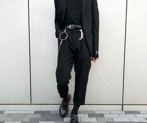 chains, style, and fashion image