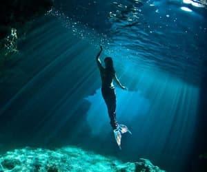 article, human, and mermaid image