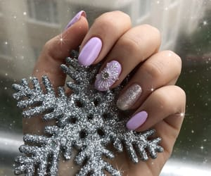 nail, nails, and shine image