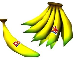 aesthetic, banana, and old web image
