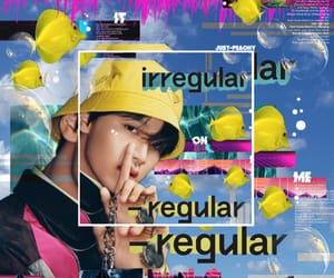 edit, kpop, and layout image