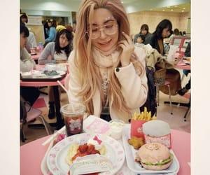 food, HelloKitty, and pink image
