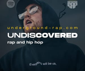 article, hip hop, and underground rap image