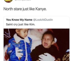 cry, funny, and kanye image