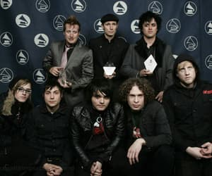 bands, green day, and mikey way image