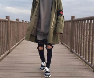 basket, mode, and outfits image