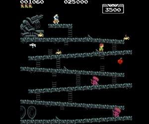 alien, donkey kong, and gaming image