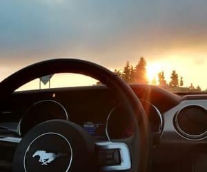 beautiful, cars, and mustang image