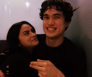 camila mendes, couple, and riverdale image