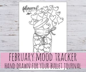 etsy, february, and journal image