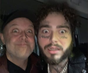 rapper, singer, and post malone image