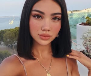 beauty, hairstyle, and inspo image
