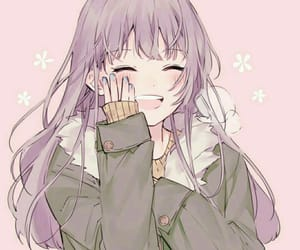 anime, cute, and aesthetic image