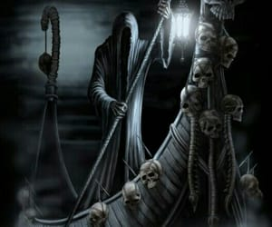 darkart, death, and reaper image