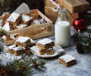 christmas, Cookies, and gif image