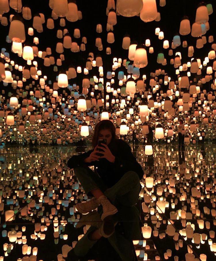 girl, light, and photography image