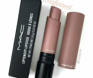 cosmetics, mac, and girly image