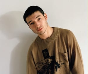 actor, ezra miller, and art image