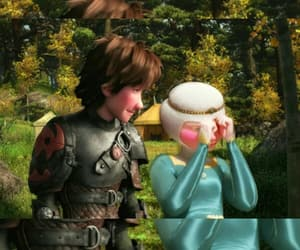 brave, mericcup, and httyd image