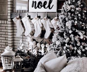christmas and decoration image