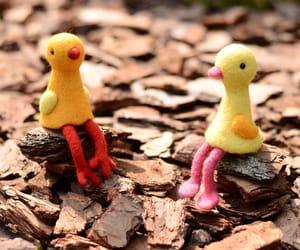 art, best friends, and birds image