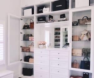 bedroom, bedroom decor, and fashion image