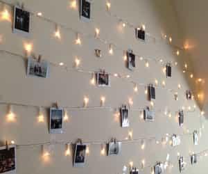 bedroom, christmas, and decor image