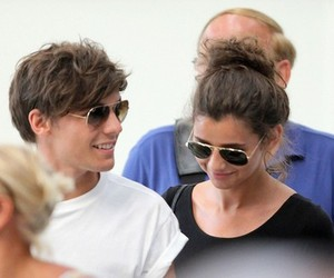 louis tomlinson, eleanor, and louis image