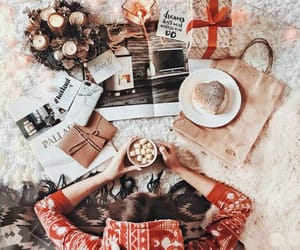cartas, coffee, and decor image