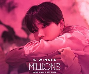 idol, kpop, and millions image