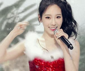 christmas, k-pop, and girls generation image