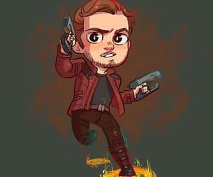 Marvel, peter quill, and star-lord image