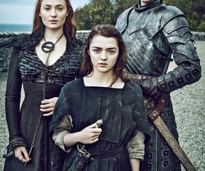 game of thrones, got, and arya image