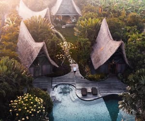 bali, beauty, and indonesia image
