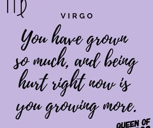 astrology, quotes, and virgo image