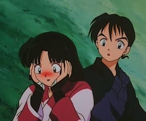 anime, inuyasha, and manga image